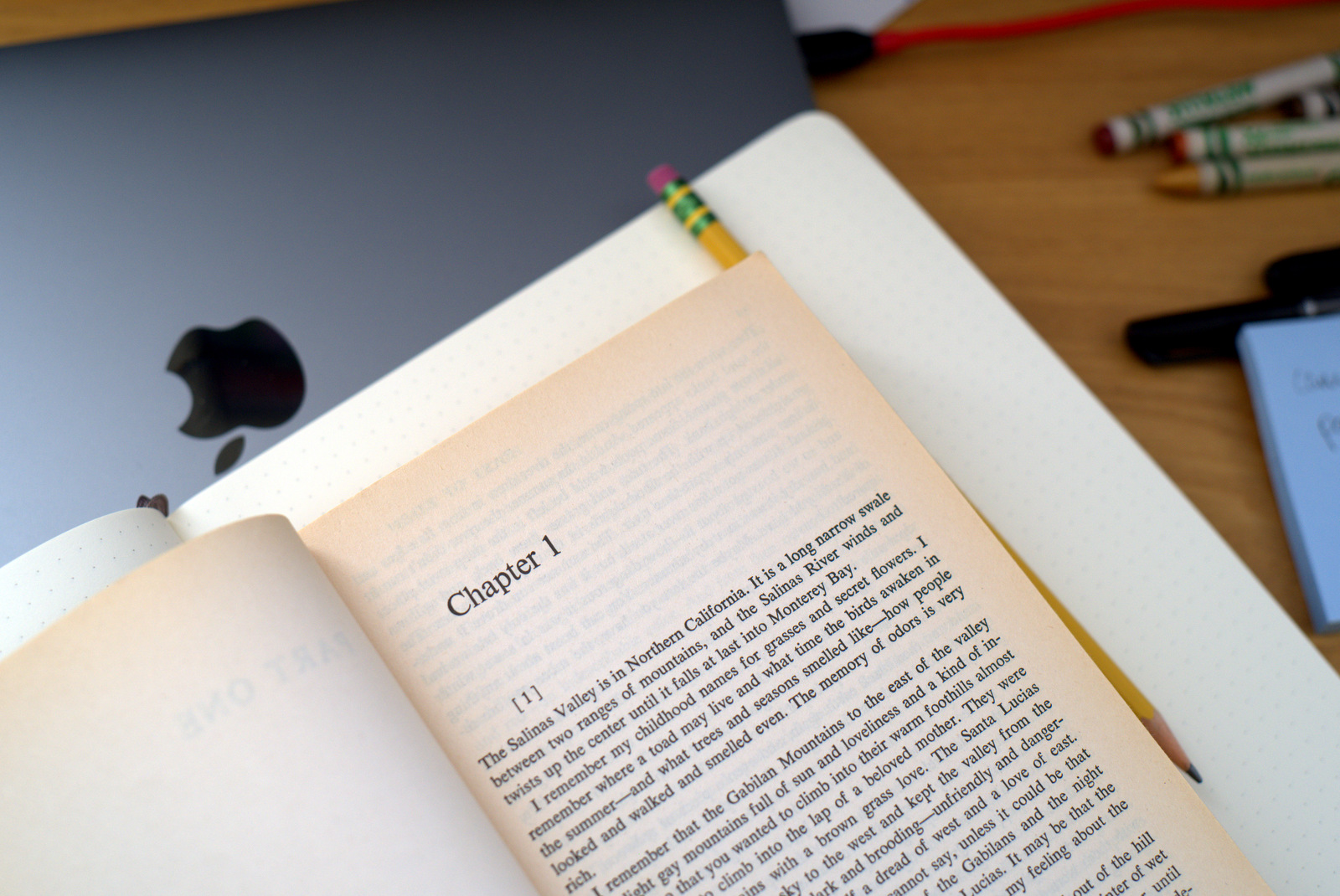 How to Write a Great Chapter One